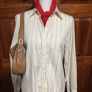 Lauren by Ralph Lauren shirt or 2 x 10.00